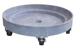 Model CB-Q10 Plastic Drum Dolly
