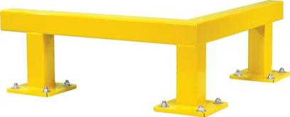 Jesco Extra Heavy Duty Welded Rail System (Corner Model)