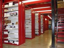 Borroughs Full-Mat - Catwalk Shelving Systems