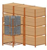 Stacking Racks and Containers