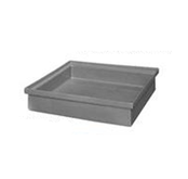 Heavy Duty Molded Plastic Boxes With Return Rim