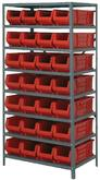 Stromberg Hulk Bin Shelving Systems Model No. S2475-950