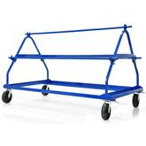 Vestil Shrink Wrap Cart Model No. MSW-72-3