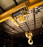 Spanco Lift Boss Electric Wire Rope Hoist