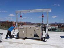 Spanco Manual Aluminum Gantry Cranes