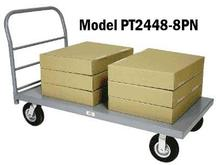 Meco Omaha Steel Platform Trucks - Model PT2448-8PN