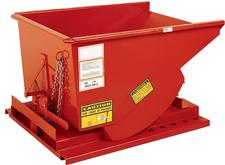 Meco Self Dumping Hopper