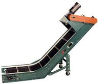 Roach Conveyors PC-F Parts Conveyors with Feeder - 24 inch Belt