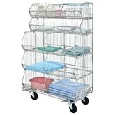 Quantum Modular Stacking Baskets Mobile Unit WR5-36MSBA-MOB