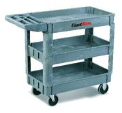 Model AK-H253 Plastic Service Cart