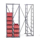 Plexton Container Racks - Single Depth