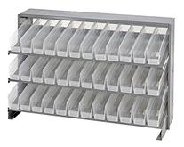 Quantum Clear-View Bench Pick Rack, Model QPRHA-100CL