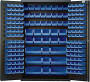 "Quantum 48"" Wide All-Welded Bin Cabinets, Model QSC-48"