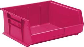 Quantum QUS250PK PInk Ultra Stack and Hang Bin