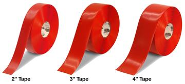 Red Floor Tape