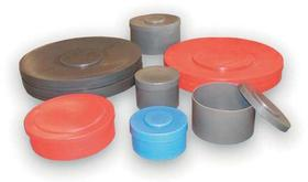 Bayhead Round Stacking Containers