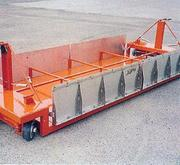 Low Boy Custom Steer Platform Truck