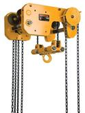 Harrington SHB Trolley Hoist
