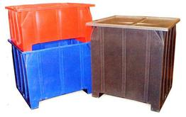 Bayhead Stacking Pallet Containers