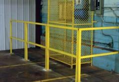 Steel Sentry Handrails