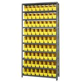 Quantum Store-More Shelf Bin Shelving System 1275-201