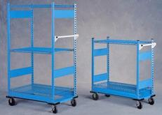 V-Grip Shelving Carts