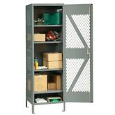 Durham Visible Storage Locker Model No. VSC-242478-95